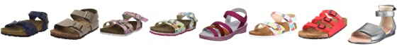 Birkenstock Rio Birko-Flor, Children Sandals